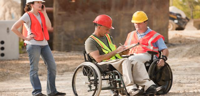 Discapacidad laboral