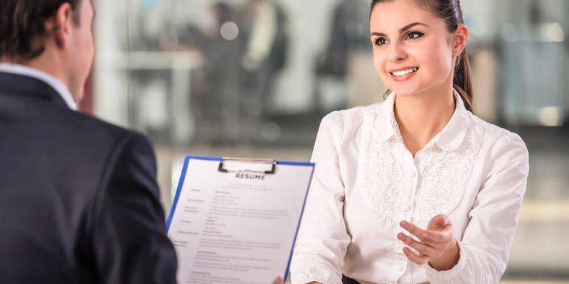 Curriculum y entrevista de trabajo